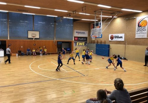 OTB U14 startet holprig in Landesliga-Saison