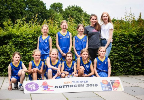 OTB U10w - Tolle Moral trotz Niederlagen in Göttingen
