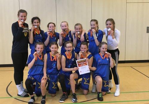 OTB U12 holt Bronzemedaille bei Niedersachsenmeisterschaft